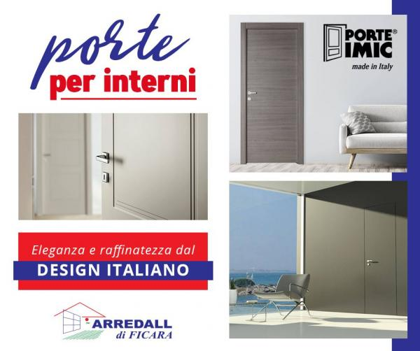 Porte per interni Imic Spa