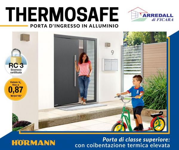 Porta d'ingresso ThermoSafe Hormann